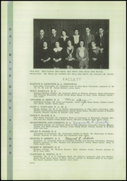 Page 8, 1933 Edition, Parkview High School - Bay Blue Book Yearbook (Bay Village, OH) online yearbook collection