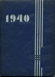 1940 Edition, Parkview High School - Bay Blue Book Yearbook (Bay Village, OH)