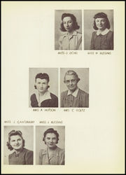 Page 17, 1942 Edition, Bradner High School - Mirror Yearbook (Bradner, OH) online yearbook collection