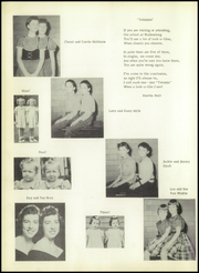 Page 10, 1957 Edition, Bladensburg High School - Blade Yearbook (Bladensburg, OH) online yearbook collection