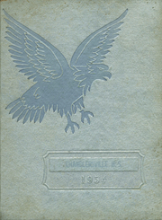 1954 Edition, Chandlersville High School - Yearbook (Chandlersville, OH)