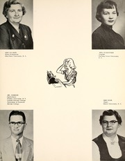 Page 13, 1956 Edition, Wren High School - Eagle Yearbook (Wren, OH) online yearbook collection