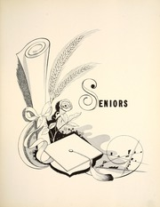 Page 15, 1956 Edition, Wren High School - Eagle Yearbook (Wren, OH) online yearbook collection