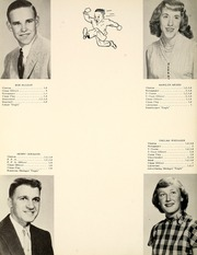 Page 16, 1956 Edition, Wren High School - Eagle Yearbook (Wren, OH) online yearbook collection