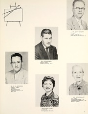 Page 11, 1959 Edition, Wren High School - Eagle Yearbook (Wren, OH) online yearbook collection
