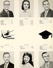 Page 14, 1959 Edition, Wren High School - Eagle Yearbook (Wren, OH) online yearbook collection