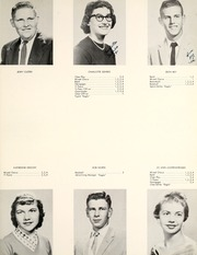 Page 15, 1959 Edition, Wren High School - Eagle Yearbook (Wren, OH) online yearbook collection