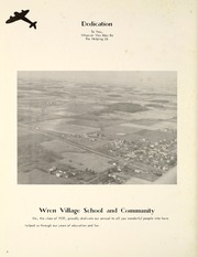 Page 6, 1959 Edition, Wren High School - Eagle Yearbook (Wren, OH) online yearbook collection