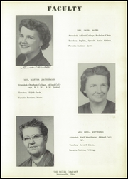 Page 11, 1956 Edition, Polk High School - Memorabilia Yearbook (Polk, OH) online yearbook collection
