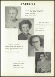 Page 13, 1956 Edition, Polk High School - Memorabilia Yearbook (Polk, OH) online yearbook collection