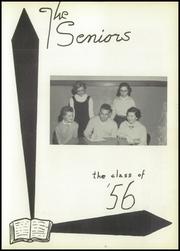 Page 15, 1956 Edition, Polk High School - Memorabilia Yearbook (Polk, OH) online yearbook collection