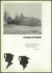 Page 6, 1956 Edition, Polk High School - Memorabilia Yearbook (Polk, OH) online yearbook collection