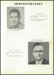 Page 9, 1956 Edition, Polk High School - Memorabilia Yearbook (Polk, OH) online yearbook collection