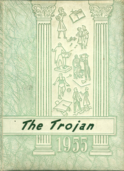1955 Edition, Meeker Local High School - Trojan Yearbook (Meeker, OH)