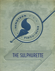 Page 1, 1959 Edition, Sulphur Springs High School - Sulphurette Yearbook (Sulphur Springs, OH) online yearbook collection