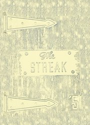 Page 1, 1951 Edition, Hartville High School - Streak Yearbook (Hartville, OH) online yearbook collection