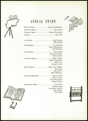 Page 11, 1951 Edition, Hartville High School - Streak Yearbook (Hartville, OH) online yearbook collection