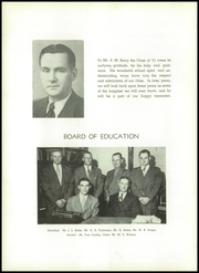 Page 12, 1951 Edition, Hartville High School - Streak Yearbook (Hartville, OH) online yearbook collection