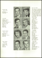 Page 16, 1952 Edition, Hartville High School - Streak Yearbook (Hartville, OH) online yearbook collection