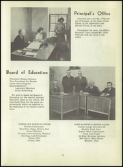 Page 15, 1952 Edition, St John High School - Blue Gold Yearbook (Maria Stein, OH) online yearbook collection