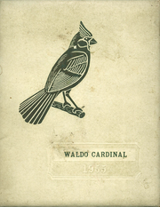 Page 1, 1955 Edition, Waldo High School - Cardinal Yearbook (Waldo, OH) online yearbook collection