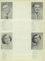 Page 11, 1955 Edition, Waldo High School - Cardinal Yearbook (Waldo, OH) online yearbook collection