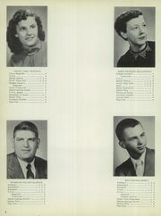 Page 12, 1955 Edition, Waldo High School - Cardinal Yearbook (Waldo, OH) online yearbook collection
