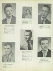 Page 14, 1955 Edition, Waldo High School - Cardinal Yearbook (Waldo, OH) online yearbook collection