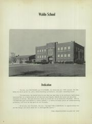 Page 6, 1955 Edition, Waldo High School - Cardinal Yearbook (Waldo, OH) online yearbook collection