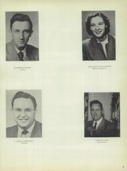 Page 9, 1955 Edition, Waldo High School - Cardinal Yearbook (Waldo, OH) online yearbook collection