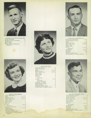 Page 10, 1956 Edition, Waldo High School - Cardinal Yearbook (Waldo, OH) online yearbook collection