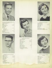 Page 11, 1956 Edition, Waldo High School - Cardinal Yearbook (Waldo, OH) online yearbook collection