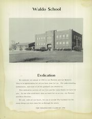 Page 6, 1956 Edition, Waldo High School - Cardinal Yearbook (Waldo, OH) online yearbook collection