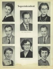 Page 8, 1956 Edition, Waldo High School - Cardinal Yearbook (Waldo, OH) online yearbook collection