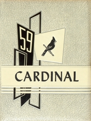 Page 1, 1959 Edition, Waldo High School - Cardinal Yearbook (Waldo, OH) online yearbook collection