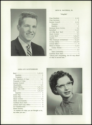 Page 12, 1959 Edition, Waldo High School - Cardinal Yearbook (Waldo, OH) online yearbook collection