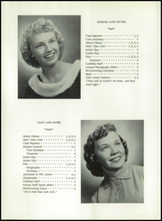 Page 14, 1959 Edition, Waldo High School - Cardinal Yearbook (Waldo, OH) online yearbook collection
