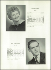 Page 16, 1959 Edition, Waldo High School - Cardinal Yearbook (Waldo, OH) online yearbook collection