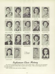 Page 17, 1950 Edition, Melmore High School - Reflector Yearbook (Melmore, OH) online yearbook collection