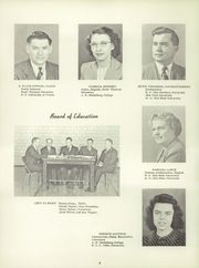 Page 8, 1950 Edition, Melmore High School - Reflector Yearbook (Melmore, OH) online yearbook collection