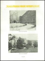 Page 20, 1936 Edition, Regina High School - Regina Ancile Yearbook (Norwood, OH) online yearbook collection