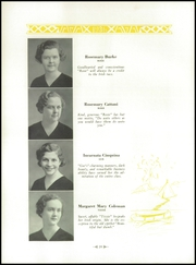 Page 24, 1936 Edition, Regina High School - Regina Ancile Yearbook (Norwood, OH) online yearbook collection