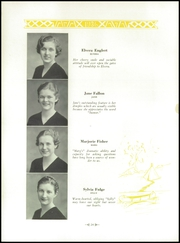 Page 28, 1936 Edition, Regina High School - Regina Ancile Yearbook (Norwood, OH) online yearbook collection