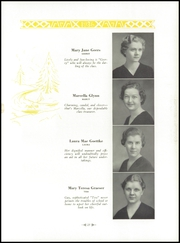 Page 29, 1936 Edition, Regina High School - Regina Ancile Yearbook (Norwood, OH) online yearbook collection