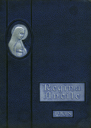 Regina High School - Regina Ancile Yearbook (Norwood, OH) online yearbook collection, 1938 Edition, Page 1