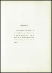 Page 11, 1942 Edition, Regina High School - Regina Ancile Yearbook (Norwood, OH) online yearbook collection