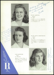 Page 14, 1942 Edition, Regina High School - Regina Ancile Yearbook (Norwood, OH) online yearbook collection