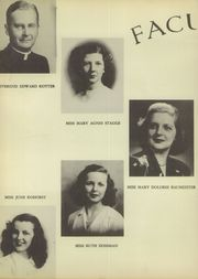 Page 10, 1950 Edition, Regina High School - Regina Ancile Yearbook (Norwood, OH) online yearbook collection