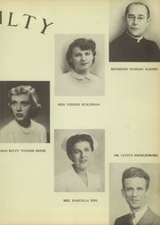 Page 11, 1950 Edition, Regina High School - Regina Ancile Yearbook (Norwood, OH) online yearbook collection