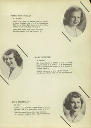 Page 17, 1950 Edition, Regina High School - Regina Ancile Yearbook (Norwood, OH) online yearbook collection